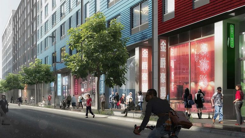 Parkside Group Clients Asian Americans for Equality and HANAC Win Bid for Flushing Affordable Housing Development