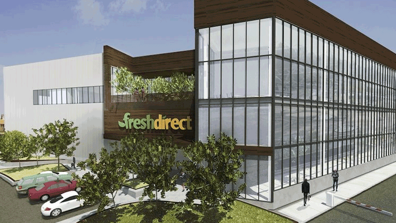 Parkside Group Client FreshDirect Breaks Ground on Long Awaited Bronx Facility