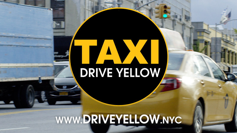 Parkside Client the Metropolitan Taxicab Board of Trade Launches $1 Million Drive Yellow & Ride Yellow Campaign