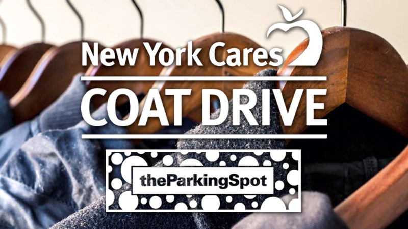 Parkside Clients New York Cares and The Parking Spot Team Up To Help New Yorkers in Need