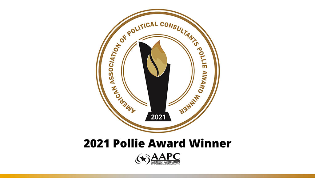 The Parkside Group Takes Home Three 2021 Pollie Awards
